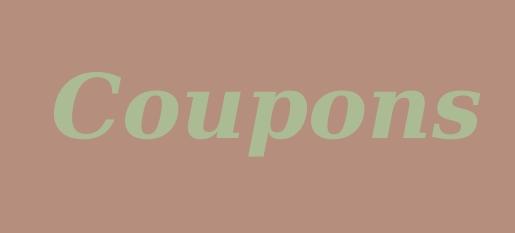 coupon pix